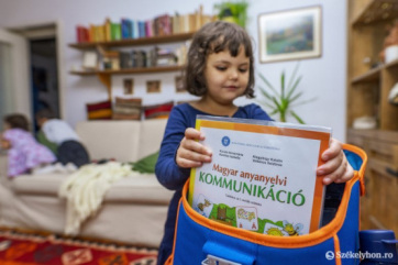 Romániában a magyar iskolások mintegy 88 százaléka tanul magyar nyelven - A cikkhez tartozó kép