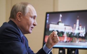 Putyin karanténba vonult - A cikkhez tartozó kép