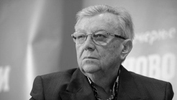 Borisav Jović (1928-2021)