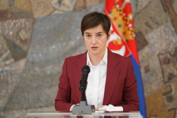 Brnabić ma munkaebéden vesz részt Merkellel Tiranában - A cikkhez tartozó kép
