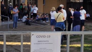 Szerbiában egyre aggasztóbb a járványügyi helyzet a szakértők szerint - A cikkhez tartozó kép