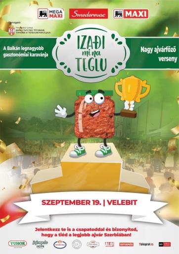 Szabadtéri országos ajvárfőző verseny - újra Velebiten! - A cikkhez tartozó kép