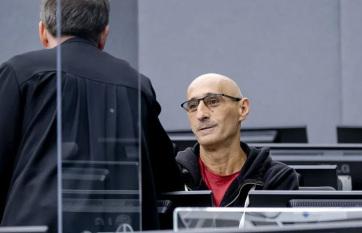 Hágában megkezdődött a háborús bűnökkel vádolt Salih Mustafa perének tárgyalása - A cikkhez tartozó kép