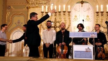 Újra megszólalt a szabadkai zsinagóga orgonája - A cikkhez tartozó kép