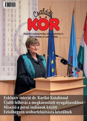 Családi Kör (2021. szeptember 16.) – Karikó Katalin: Soha nem akartam világhírű kutató lenni - A cikkhez tartozó kép