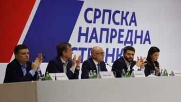 Vučević: Vučić morális kötelessége elfogadni az elnökjelöltséget - illusztráció