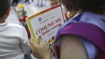 Európai uniós támogatásból segítené a román kormány a magyar gyerekek román nyelvtanulását - illusztráció