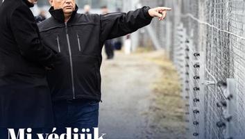 Orban: Rašće pritisak na južnoj granici - illusztráció