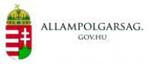 Állampolgárság.gov.hu - logó