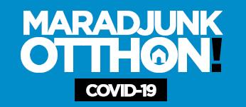 Covid 19: Maradj otthon!
