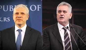 Közvélemény-kutatás: Tadić három százalákkal vezet Nikolić előtt