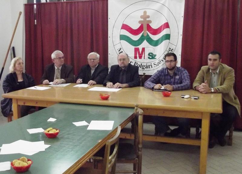 Ötpárti egyeztetést tartottak Zentán
