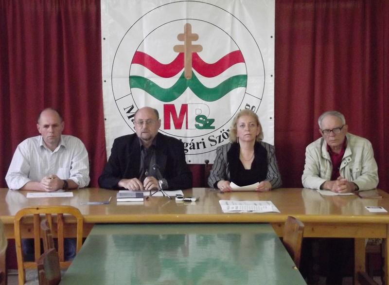 A Magyar Polgári Szövetség elítéli az adategyeztetést