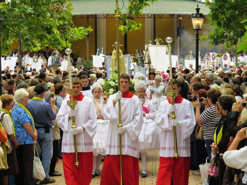 Szentkúti búcsú Doroszlón: Méltóvá válni Krisztushoz és az ő édesanyjához, Máriához