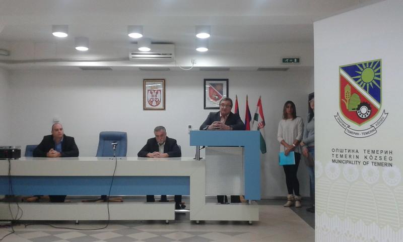 Temerin: Magyar nyelvtanfolyam a közalkalmazottak számára