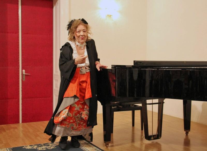 Világhírű japán zongoraművész koncertezett Zentán