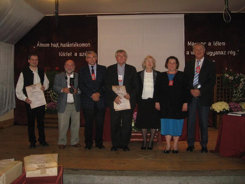 A Magyar Művészetért Díjrendszer ünnepélyes díjkiosztó gálája Tiszakálmánfalván