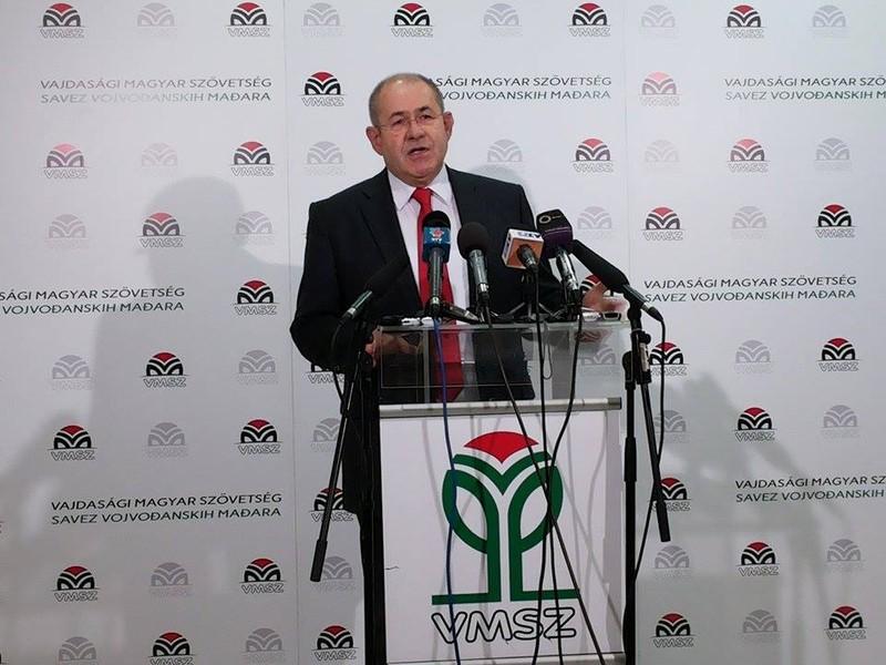 Azonnali lemondásra szólította fel a topolyai botrányban érintett tisztségviselőket a VMSZ