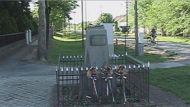 A VMDK a magyarittabéi Kossuth-szobor visszaállítását kezdeményezi