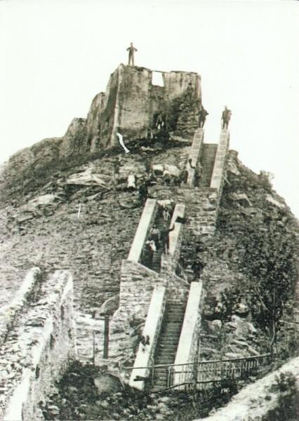 Közadakozásból építik újra az Erdély keleti határán álló gyimesbükki Rákóczi-várat