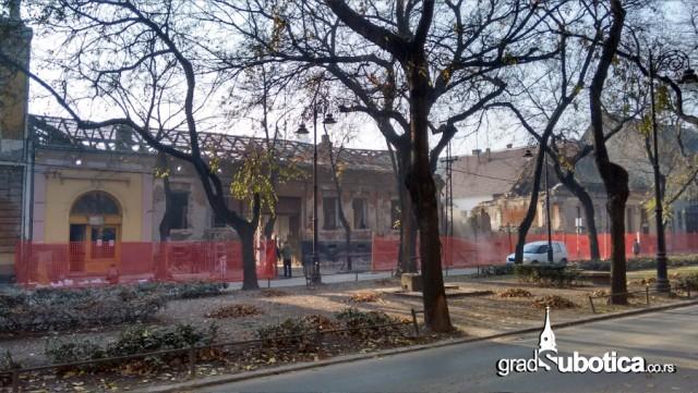 """""""Állítsák le Szabadka városrombolását!"""""""