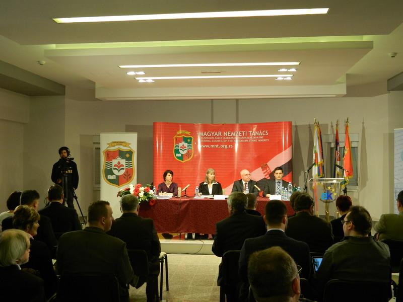 A Magyar Nemzeti Tanács elfogadta az Európa Kollégium pénzügyi tervét és munkatervét