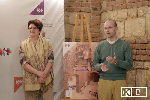 Magyar fiataloknak avattak közösségi teret hétfőn Kolozsváron