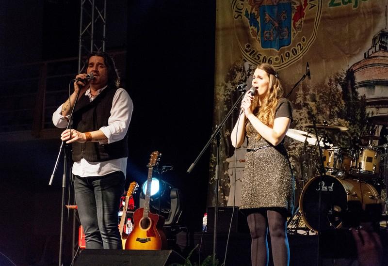 Zenta: Nagy sikerű koncertet adott a Kormorán együttes