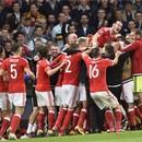 Walesi �r�m Belgium ellen