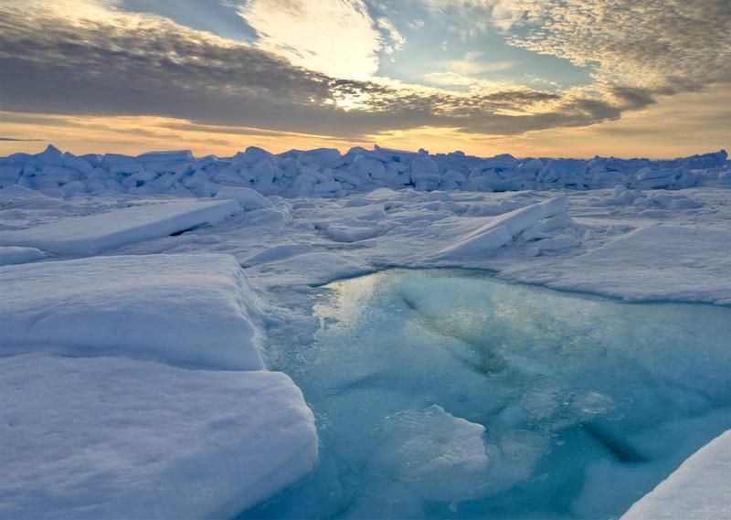 Obama betiltotta az új olajfúrásokat az Arktiszon