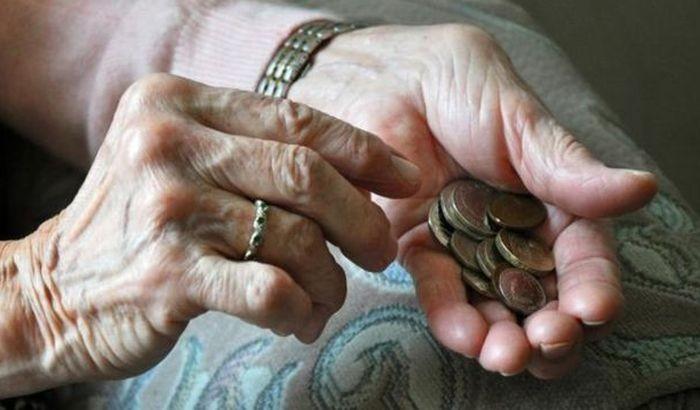 A nyugdíjasok tartják el a szerbiai háztartások harmadát