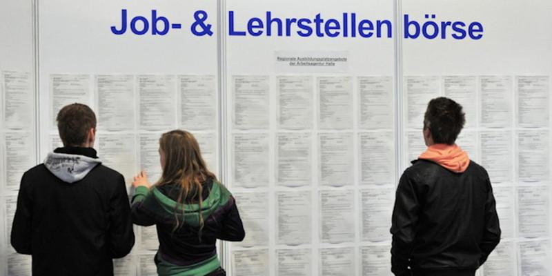 Hétéves mélyponton a munkanélküliségi ráta az Európai Unióban