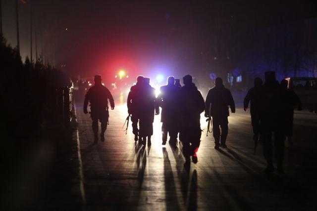 Kabuli merénylet: 38 áldozat