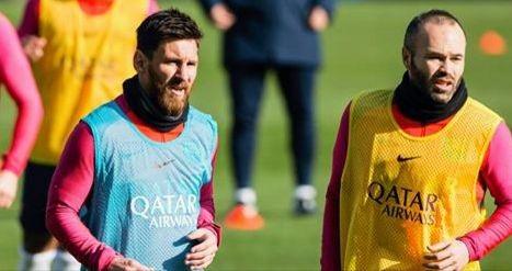 Iniesta és Messi magyar családon segített