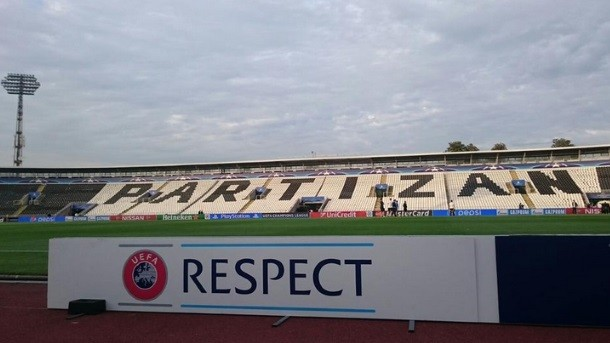 LABDARÚGÁS: Kizárás előtt a Partizan