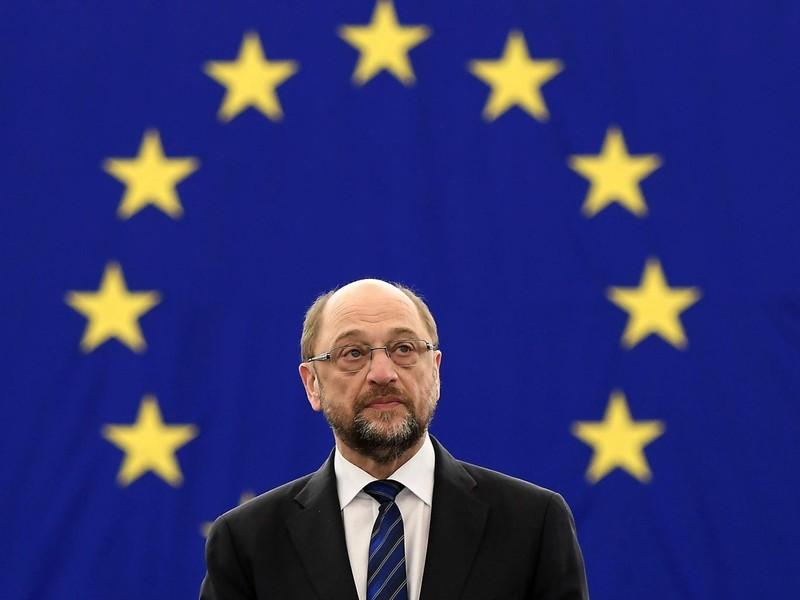 Sigmar Gabriel: Az SPD elnöksége Martin Schulzot javasolja kancellárjelöltnek és pártelnöknek