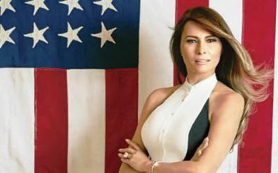 A New York Times újságírója méltatlan jelzővel illette Melania Trumpot
