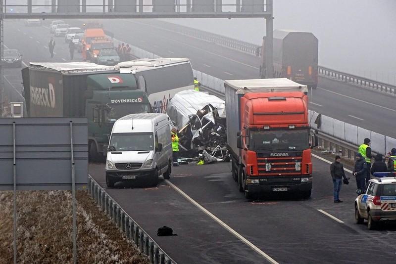 Székelyföldi kamionsofőr felelősségét vitatja a romániai sajtó