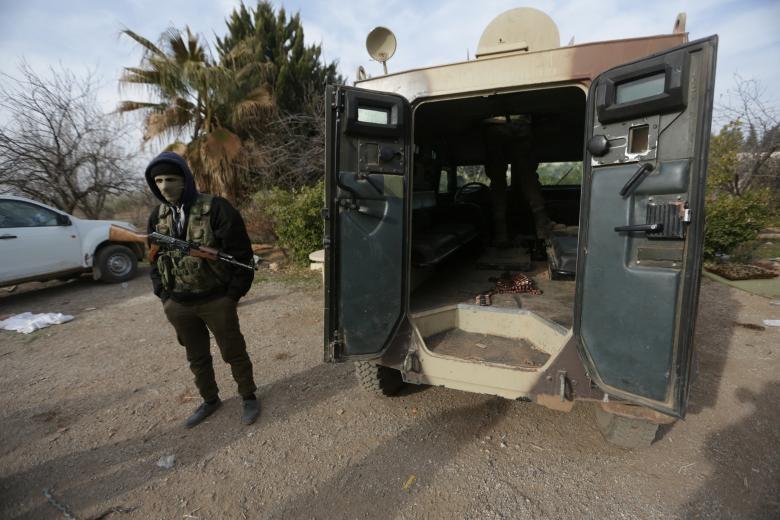 Iszlám Állam: A török hadsereg nagymértékben ellenőrzése alá vonta el-Báb városát