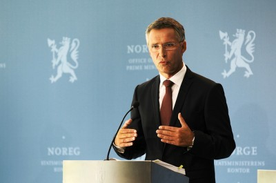 Az Egyesült Államokban tárgyal a NATO főtitkára