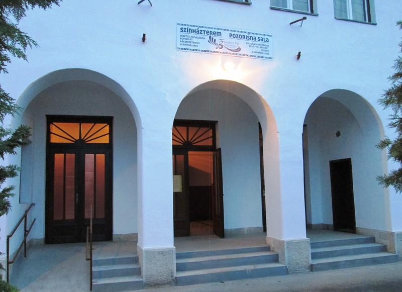 Bácsfeketehegy: Készülődés a Vajdasági Magyar Amatőr Színjátszók XXII. Találkozójára