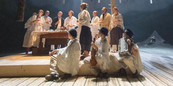 Erdélyben turnézik a Nemzeti Színház