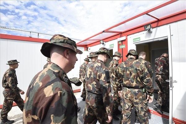 Elkészültek a magyar határvédelmi bázisok