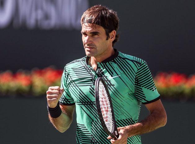 TENISZ: Federer nyert Indian Wellsben