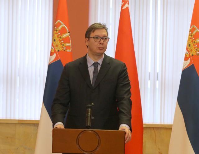 Vučić még a választások előtt találkozik Putyinnal