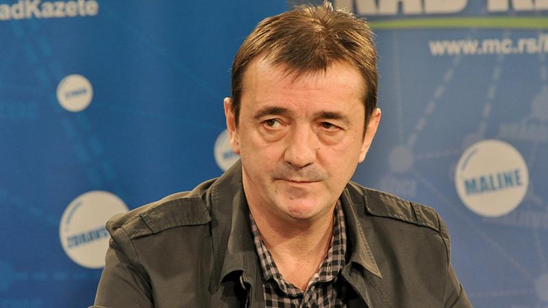 Slaviša Lekić a NUNS új elnöke