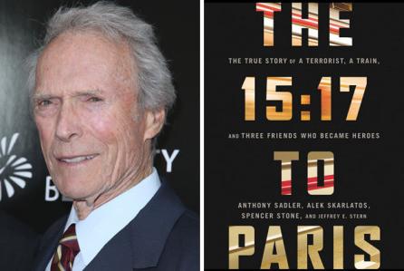 Terrorista támadás ér egy Párizsba tartó vonatot Clint Eastwood új filmjében