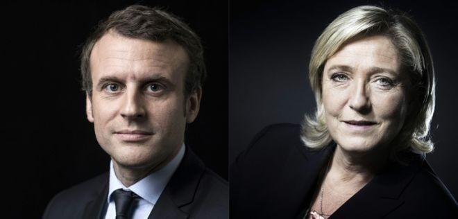 Különbségek és hasonlóságok Macron és Le Pen programjában