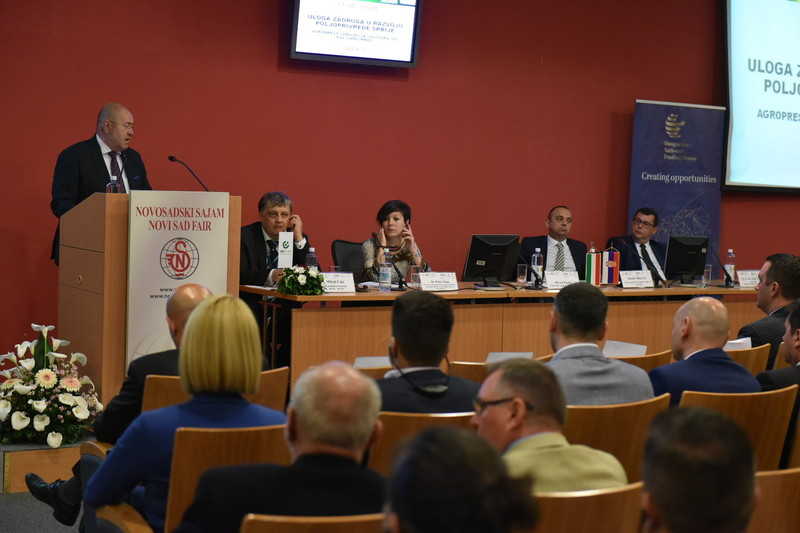 Az újvidéki vásár keretében vajdasági-magyar üzleti fórumot tartottak