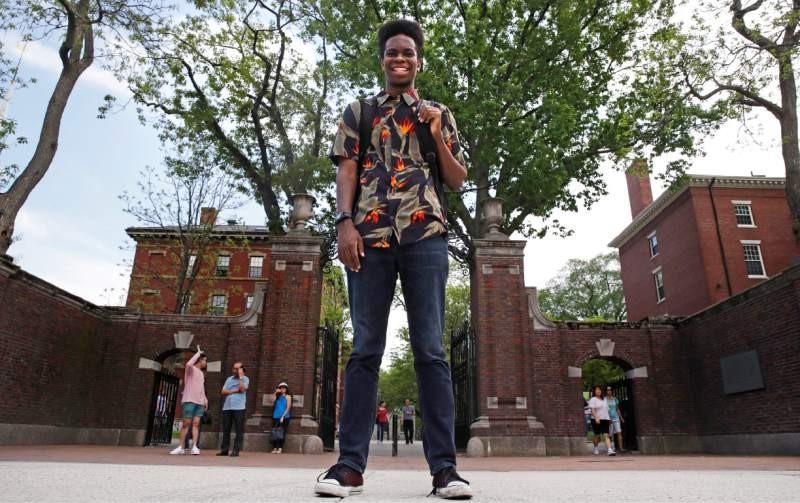 Rapalbumot készített diplomamunkaként a Harvard egyik diákja